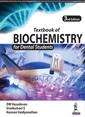 Couverture de l'ouvrage Textbook of Biochemistry for Dental Students