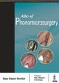 Couverture de l'ouvrage tlas of Phonomicrosurgery