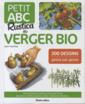 Couverture de l'ouvrage Le petit ABC Rustica du verger bio