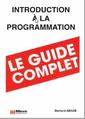 Couverture de l'ouvrage Introduction à la programmation