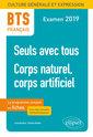 Couverture de l'ouvrage BTS Français - Culture générale et expression