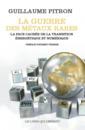 Couverture de l'ouvrage La guerre des métaux rares (POD)