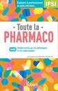 Couverture de l'ouvrage Toute la pharmaco