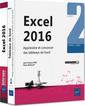Couverture de l'ouvrage Excel 2016 (coffret de 2 livres)