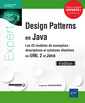 Couverture de l'ouvrage Design Patterns en Java. Les 23 modèles de conception