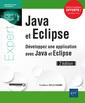 Couverture de l'ouvrage Java et Eclipse