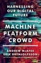 Couverture de l'ouvrage Machine, Platform, Crowd