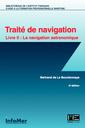 Couverture de l'ouvrage Traité de navigation