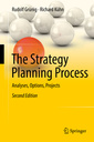 Couverture de l'ouvrage The Strategy Planning Process
