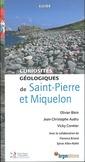 Couverture de l'ouvrage Guide des curiosités géologiques de Saint-Pierre et Miquelon