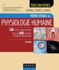 Couverture de l'ouvrage Mémo visuel de physiologie humaine