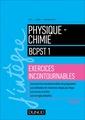 Couverture de l'ouvrage Physique-Chimie BCPST 1