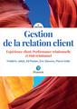 Couverture de l'ouvrage Gestion de la relation client