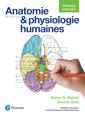 Couverture de l'ouvrage Anatomie et physiologie humaines