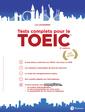 Couverture de l'ouvrage Tests complets pour le TOEIC