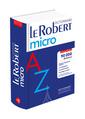 Couverture de l'ouvrage Le Robert Micro