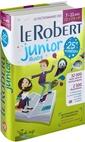 Couverture de l'ouvrage Le Robert Junior illustré