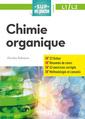 Couverture de l'ouvrage Chimie organique