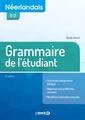 Couverture de l'ouvrage Grammaire de l'étudiant
