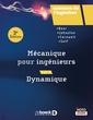 Couverture de l'ouvrage Mécanique pour ingénieurs