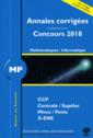 Couverture de l'ouvrage Mathématiques, Informatique MP