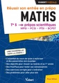 Couverture de l'ouvrage Réussir son entrée en prépas. Maths