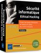 Couverture de l'ouvrage Sécurité informatique - Ethical Hacking (coffret de 2 livres)