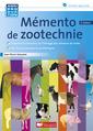 Couverture de l'ouvrage Mémento de zootechnie