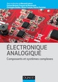 Couverture de l'ouvrage Électronique analogique