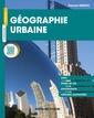 Couverture de l'ouvrage Géographie urbaine