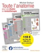 Couverture de l'ouvrage Anatomie de l'appareil locomoteur (Pack en 4 volumes)