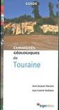 Couverture de l'ouvrage Curiosités géologiques de Touraine