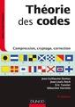 Couverture de l'ouvrage Théorie des codes