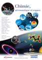 Couverture de l'ouvrage Chimie (la), l'aeronautique et l'espace