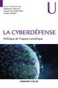 Couverture de l'ouvrage La Cyberdéfense