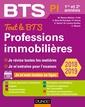 Couverture de l'ouvrage Tout le BTS Professions immobilières