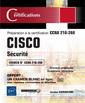 Couverture de l'ouvrage CISCO - Sécurité