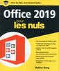 Couverture de l'ouvrage Office 2019 pour les nuls