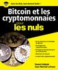 Couverture de l'ouvrage Les cryptomonnaies pour les nuls