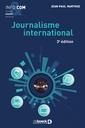 Couverture de l'ouvrage Journalisme international