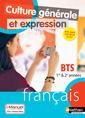 Couverture de l'ouvrage Culture Générale et Expression - Français