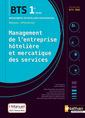 Couverture de l'ouvrage Management de l'entreprise Hôtelière et Mercatique des services (MEHMS)