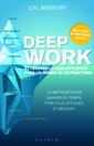 Couverture de l'ouvrage Deep work