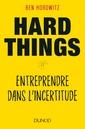 Couverture de l'ouvrage Hard things