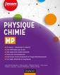Couverture de l'ouvrage Physique-Chimie MP