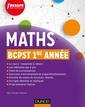 Couverture de l'ouvrage Maths BCPST 1re année