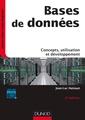 Couverture de l'ouvrage Bases de données
