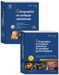Couverture de l'ouvrage Echographie en pratique gynecologique et obstetricale - pack 2 tomes