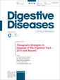 Couverture de l'ouvrage Therapeutic Strategies in Diseases of the Digestive Tract - 2015 and Beyond