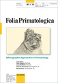 Couverture de l'ouvrage Ethnographic Approaches in Primatology